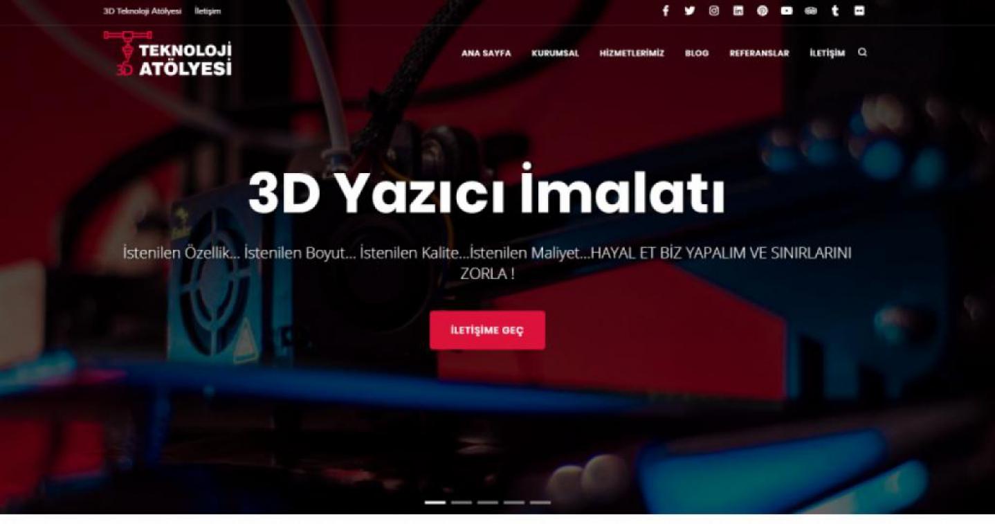 3D Teknoloji Atölyesi
