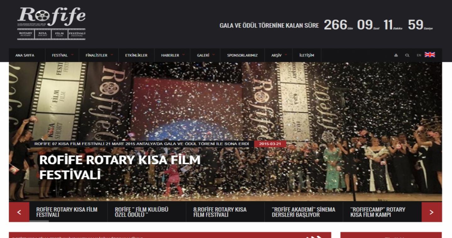 Rofife Kısa Film Festivali